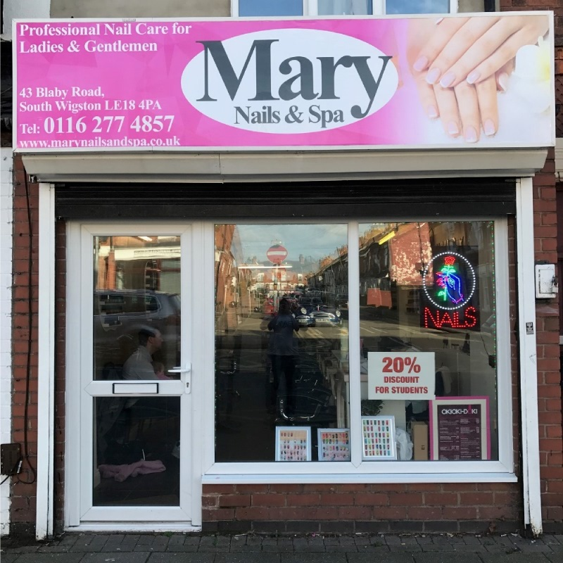 Professional Nail Salon In Leicester